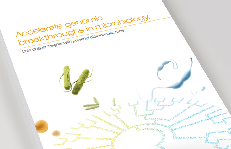 Microbial Genomics Overview Brochure