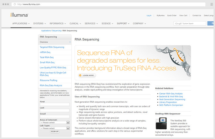 RNA Resources